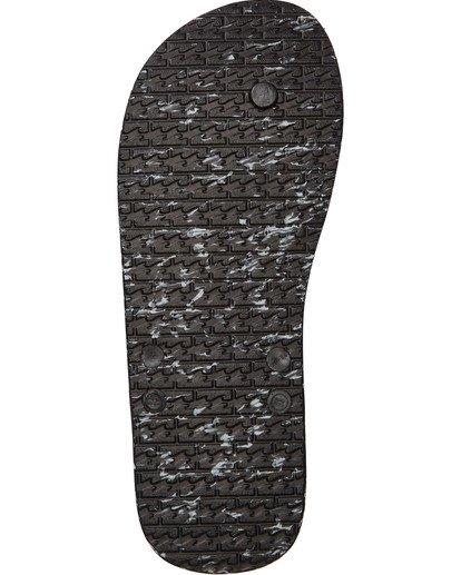 2 All Day Sandals Grey MFOTNBAD Billabong