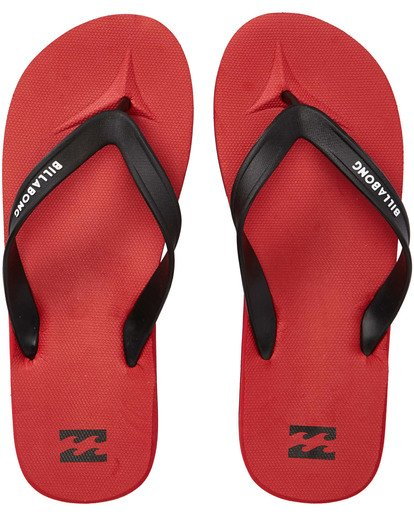 0 All Day Sandals Red MFOTNBAD Billabong
