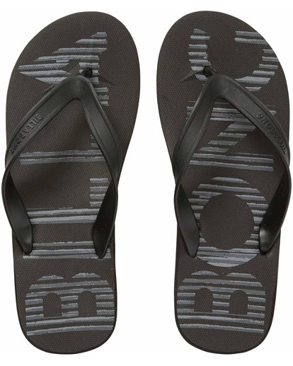 1 All Day Print Sandals Black MFOTNBAP Billabong
