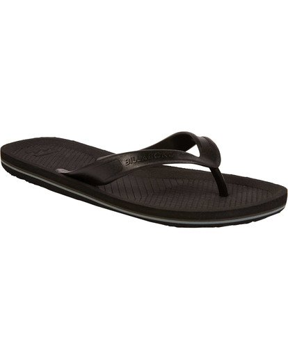 1 Offshore Thong Sandals Black MFOTNBOT Billabong