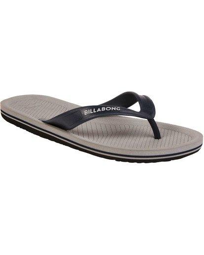 1 Offshore Thong Sandals Grey MFOTNBOT Billabong