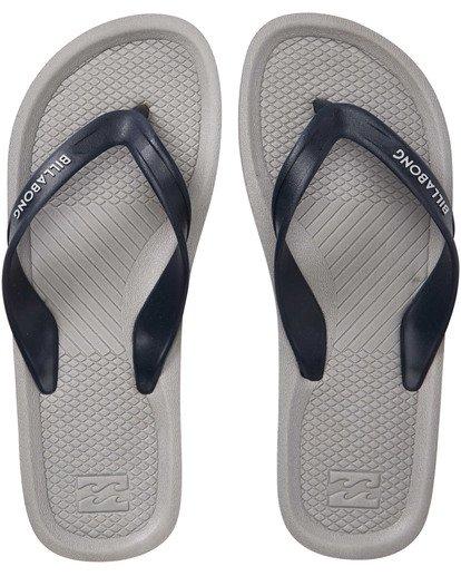 0 Offshore Thong Sandals Grey MFOTNBOT Billabong
