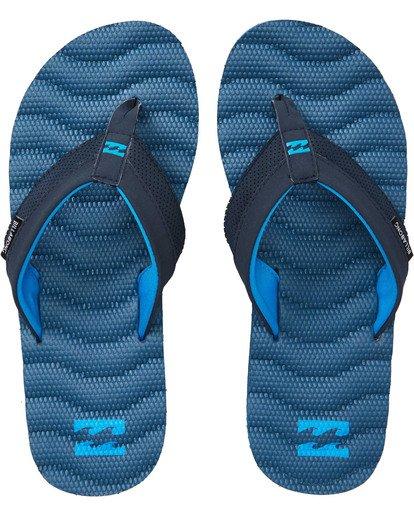 0 Dunes Impact Sandals Blue MFOTTBDI Billabong