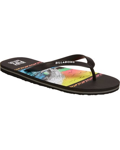 1 Pipe Masters Sandals Black MFOTTBPM Billabong