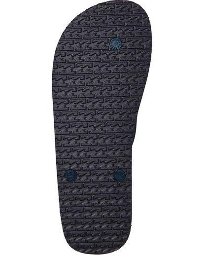 2 Tides Sandals Blue MFOTTBTI Billabong