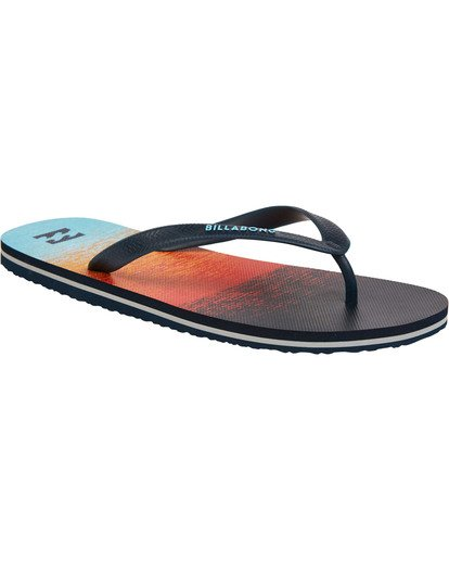 1 Tides Sandals Orange MFOTTBTI Billabong