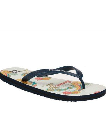 1 Tides Sandals Beige MFOTTBTI Billabong