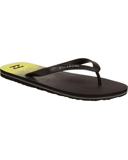 1 Tides Sandals Yellow MFOTTBTI Billabong