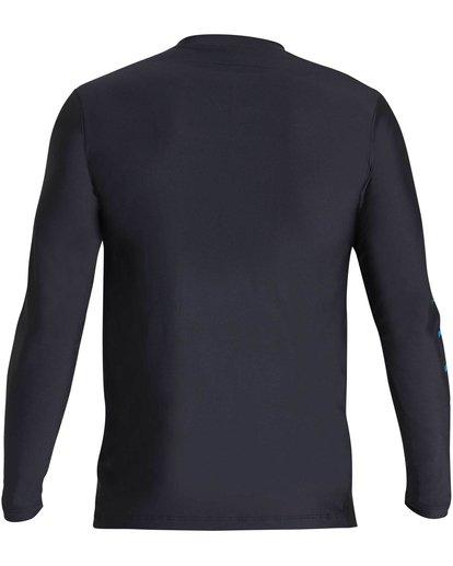 5 Unity Loose Fit Long Sleeve Rashguard  MR55NBUL Billabong