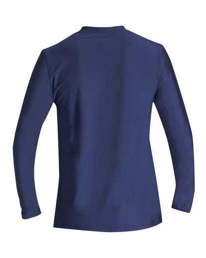 1 Unity Loose Fit Long Sleeve Rashguard Blue MR55TBUL Billabong