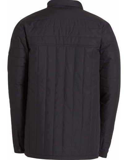 1 Mitchell Insulator Jacket Black MSNJLMIT Billabong
