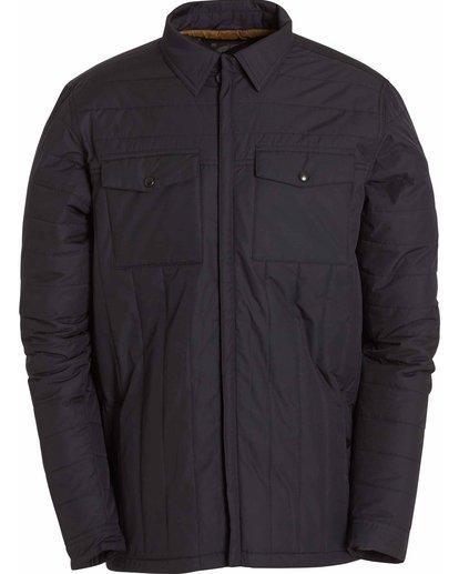0 Mitchell Insulator Jacket Black MSNJLMIT Billabong