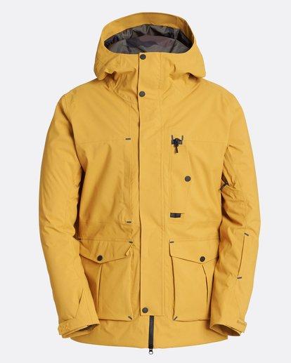 0 Men's Bodeman Snow Jacket Beige MSNJQBOD Billabong