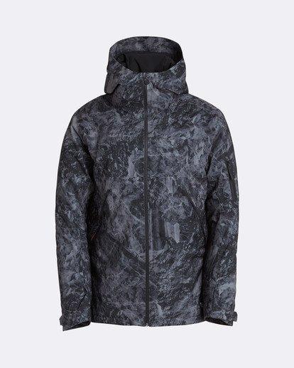 0 Men's Expedition Snow Jacket Grey MSNJQEXP Billabong
