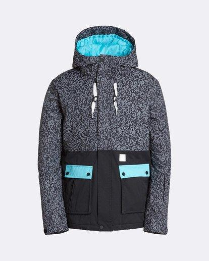 0 Men's Fifty 50 Outerwear Jacket Grey MSNJQFIF Billabong