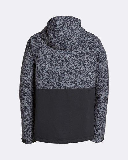 1 Men's Fifty 50 Outerwear Jacket Grey MSNJQFIF Billabong