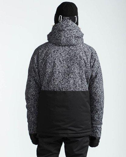 5 Men's Fifty 50 Outerwear Jacket Grey MSNJQFIF Billabong