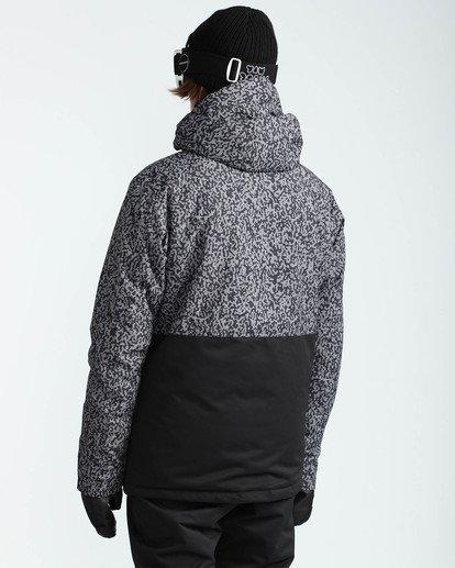 4 Men's Fifty 50 Outerwear Jacket Grey MSNJQFIF Billabong