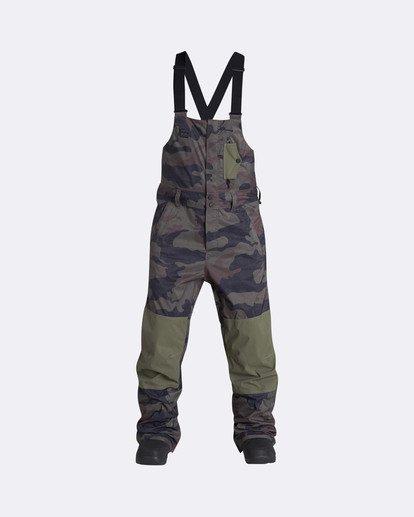 0 Men's North West Outerwear Pant / Bib  MSNPQNWB Billabong