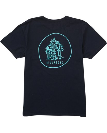 2 Oasis Tee  MT10PBOA Billabong