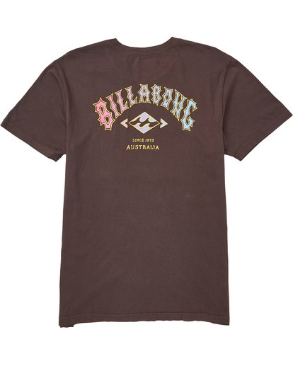 1 Arch Tee Grey MT10QBAR Billabong