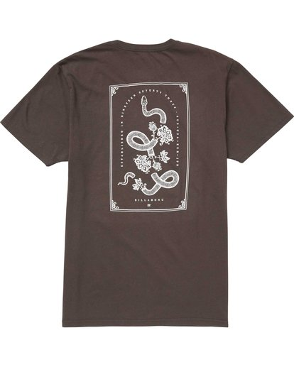1 Serpent Tee Grey MT10QBSE Billabong