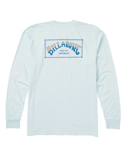 1 Arch Box Long Sleeve T-Shirt Blue MT43SBAB Billabong