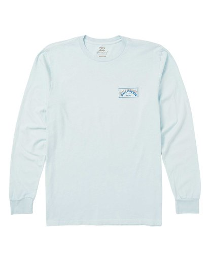 0 Arch Box Long Sleeve T-Shirt Blue MT43SBAB Billabong
