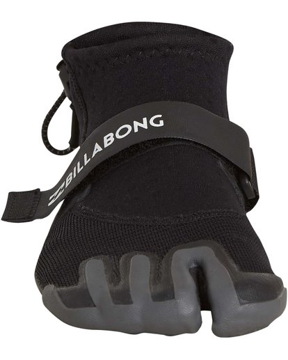 0 2mm Pro Reef Boot Black MWBONBRB Billabong
