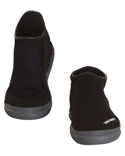 0 Tahiti 2mm Reef Walk Boot Black MWBONBRW Billabong