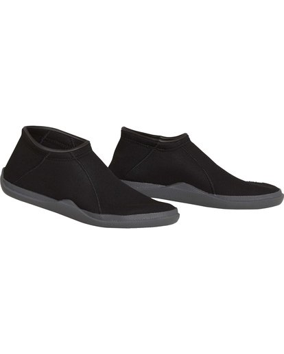 4 Tahiti 2mm Reef Walk Boot Black MWBONBRW Billabong