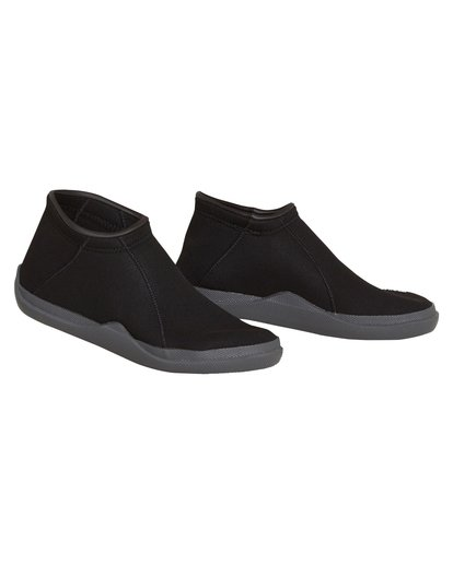5 Tahiti 2mm Reef Walk Boot Black MWBONBRW Billabong