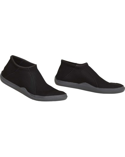6 Tahiti 2mm Reef Walk Boot Black MWBONBRW Billabong