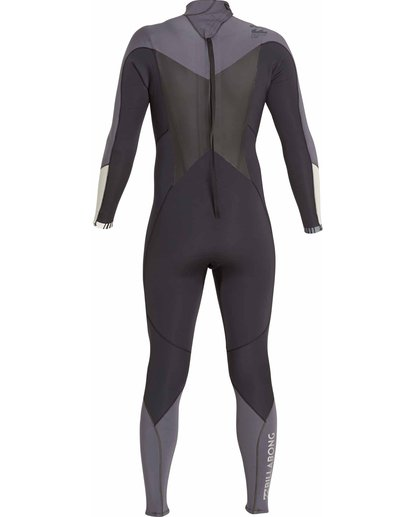 2 3/2 Absolute Comp Back Zip Fullsuit  MWFULAB3 Billabong