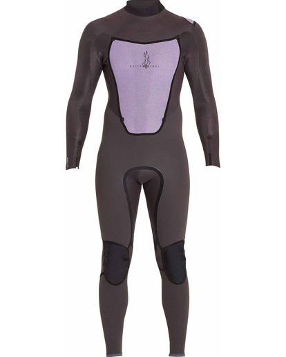 1 3/2 Absolute Comp Back Zip Fullsuit  MWFULAB3 Billabong