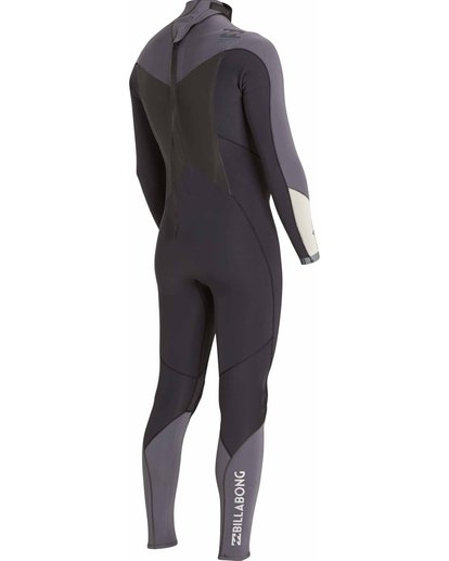 9 3/2 Absolute Comp Back Zip Fullsuit  MWFULAB3 Billabong