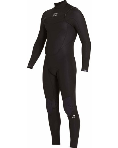 2 4/3 Absolute Comp Chest Zip Fullsuit Black MWFULAC4 Billabong