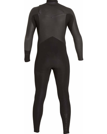 1 3/2 Revolution Glide Chest Zip Fullsuit Black MWFULRG3 Billabong