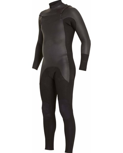 2 3/2 Revolution Glide Chest Zip Fullsuit Black MWFULRG3 Billabong
