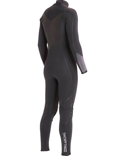 3 4/3 Absolute X Chest Zip Fullsuit  MWFULXC4 Billabong