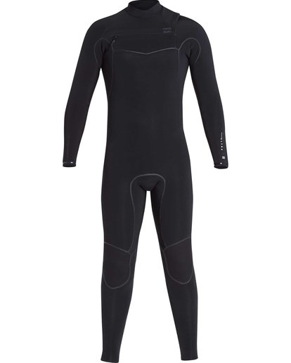 1 3/2 Furnace Carbon Ultra Chestzip Black MWFUQBU3 Billabong
