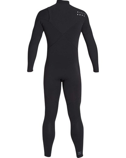 4 3/2 Furnace Pro Series Chest Zip Full GBS FulLong Sleeveuit Wetsuit Black MWFUTBP3 Billabong