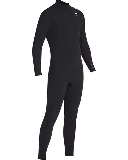 2 3/2 Furnace Pro Series Chest Zip Full GBS FulLong Sleeveuit Wetsuit Black MWFUTBP3 Billabong