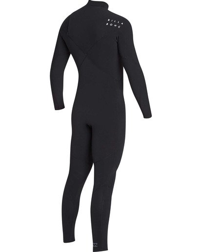3 3/2 Furnace Pro Series Chest Zip Full GBS FulLong Sleeveuit Wetsuit Black MWFUTBP3 Billabong
