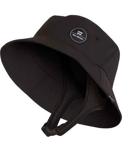 1 Surf Bucket Hat Black MWHTNBSB Billabong
