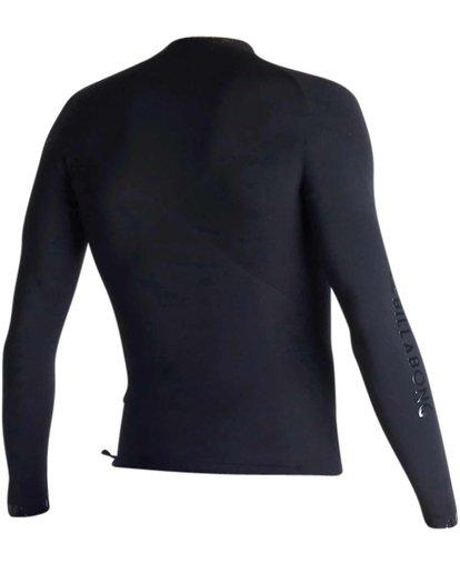 1 1mm Pro-Series X Long Sleeve Wetsuit Jacket Black MWSHJPX1 Billabong
