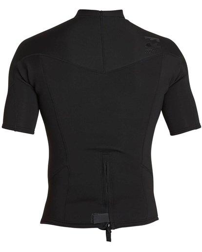 1 2/2 Absolute Comp Short Sleeve Jacket  MWSHNBAS Billabong