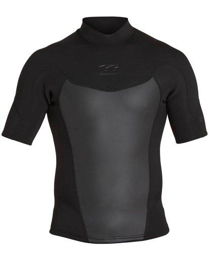 0 2/2 Absolute Comp Short Sleeve Jacket  MWSHNBAS Billabong