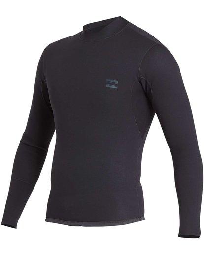 5 2/2 Revolution DBah Long Sleeve Jacket Grey MWSHQBD2 Billabong