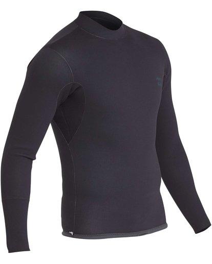 6 2/2 Revolution DBah Long Sleeve Jacket Grey MWSHQBD2 Billabong